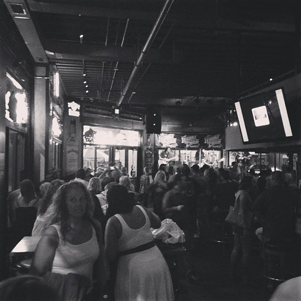 Photo taken at Honky Tonk Central by Tom P. on 8/12/2013