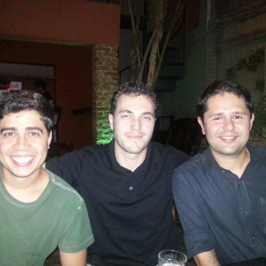 Photo taken at Mundaka Adventure Bar by Lucas M. on 10/25/2012