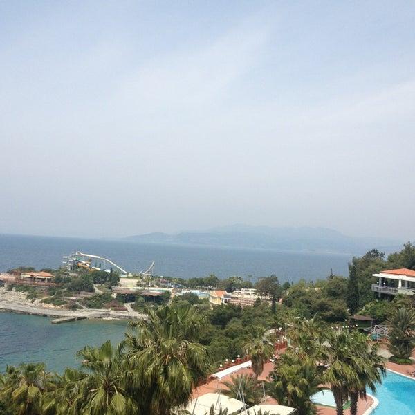 4/23/2013 tarihinde Tolga P.ziyaretçi tarafından Pine Bay Holiday Resort'de çekilen fotoğraf