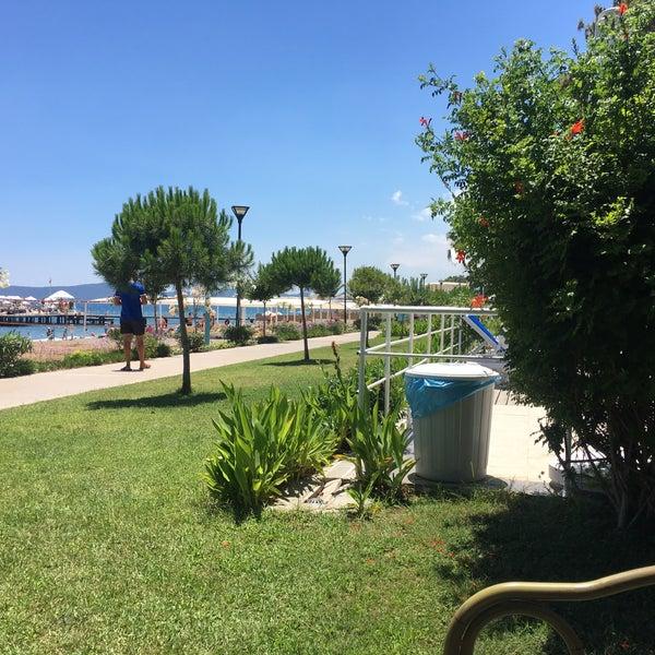 6/20/2017 tarihinde Yakup Ö.ziyaretçi tarafından Mirada Del Mar Resort'de çekilen fotoğraf