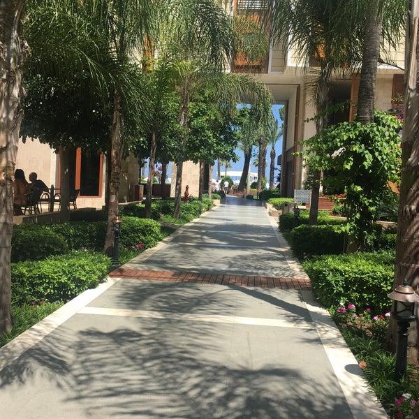 6/14/2017 tarihinde Yakup Ö.ziyaretçi tarafından Mirada Del Mar Resort'de çekilen fotoğraf