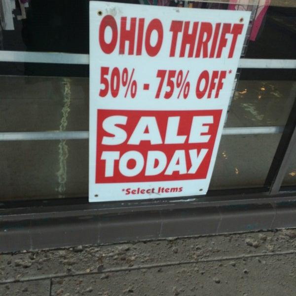 ohio thrift stores bookstore in columbus