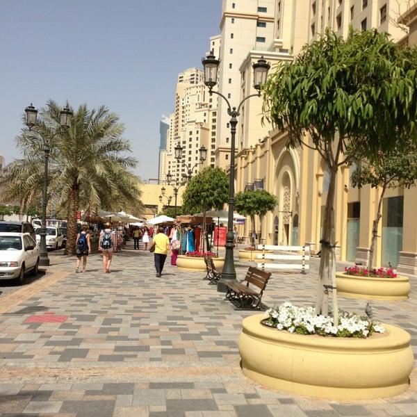 D Exhibition Jbr : ممشى الجي بي آر pedestrian plaza in dubai