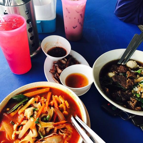 Mee mee authentic thai thai restaurant in padang besar for Authentic thai cuisine portland