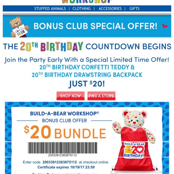 Build A Bear Houston