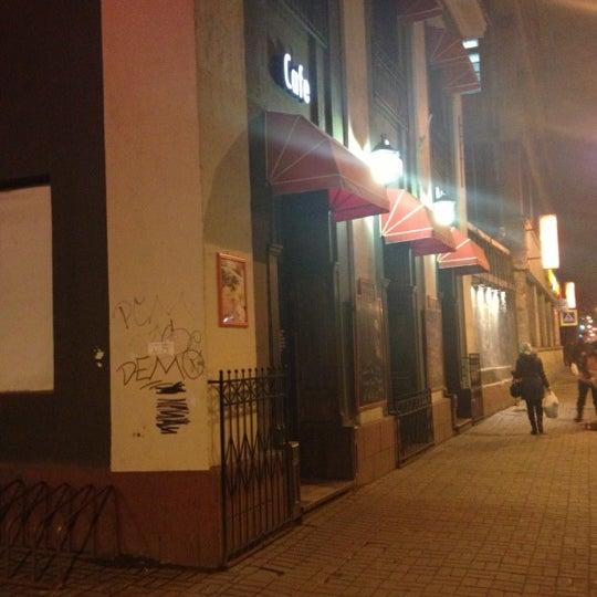 Снимок сделан в Паб №1 / Pub №1 пользователем Gorgich 11/18/2012