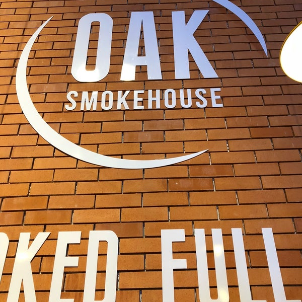 Image result for OAK Smoke Restaurant, Saudi Arabia