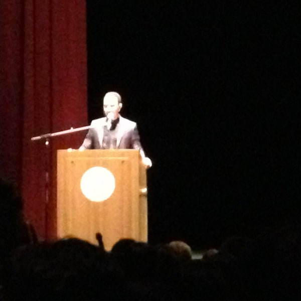 Photo taken at Bailey Hall by Kat B. on 3/29/2013