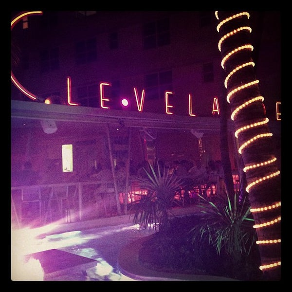 Photo taken at Clevelander South Beach Hotel and Bar by Michael Z. on 4/4/2013