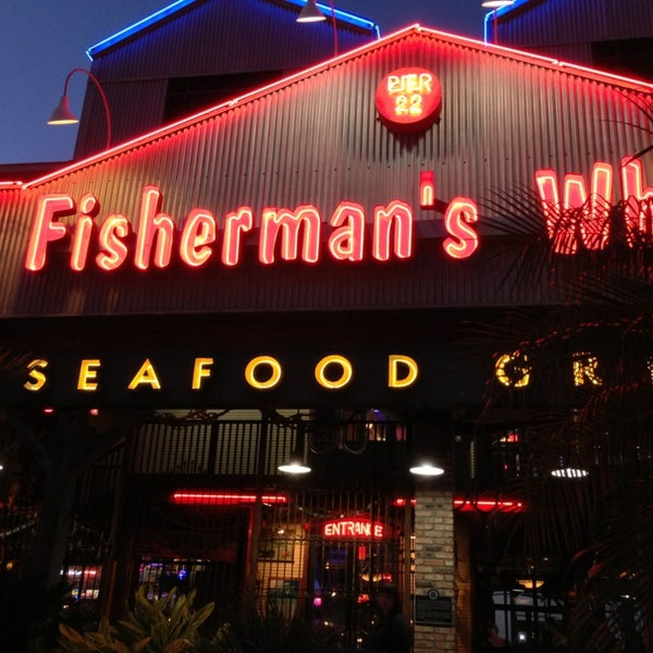 Photo taken at Fisherman's Wharf by Mark S. on 2/15/2013