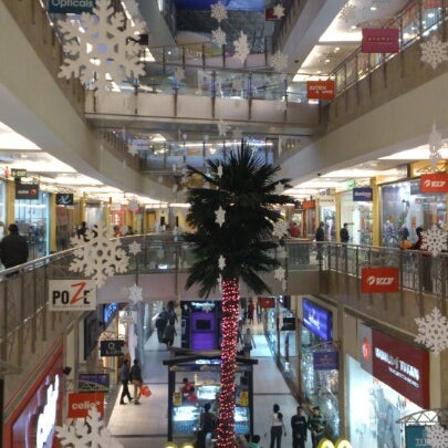 Photo Taken At The Great India Place Mall TGIP By Amey H On