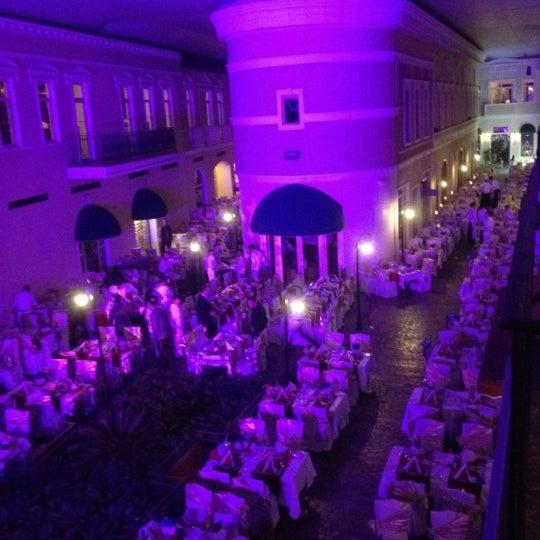 12/31/2012 tarihinde Ahmet B.ziyaretçi tarafından Rixos Premium Belek'de çekilen fotoğraf