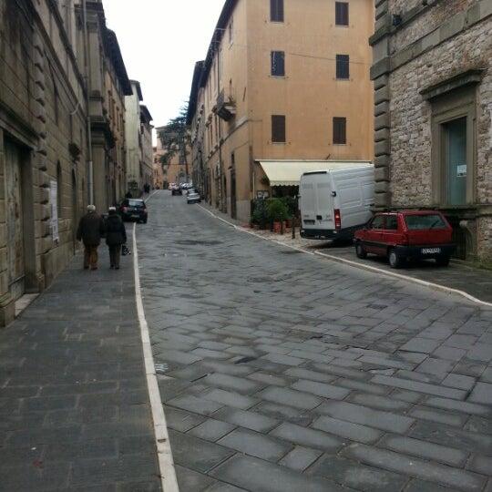 Photo taken at Basilica di San Fortunato by Dragan M. on 12/2/2012