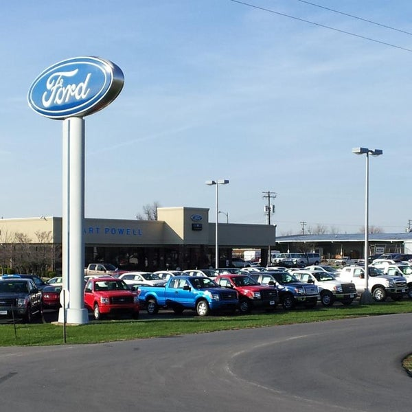 Where Is The Closest Mazda Dealership: Stuart Powell Ford Lincoln Mazda