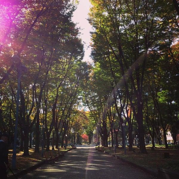 Photo taken at リバーパーク by jangung on 11/11/2015