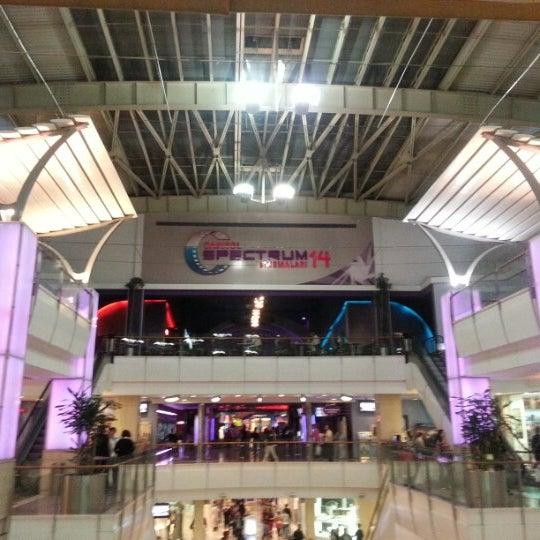 10/27/2012 tarihinde ZAFER C.ziyaretçi tarafından Spectrum Cineplex'de çekilen fotoğraf