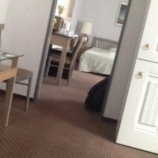 Photo taken at Hotel Salvator by Михаил В. on 12/4/2012