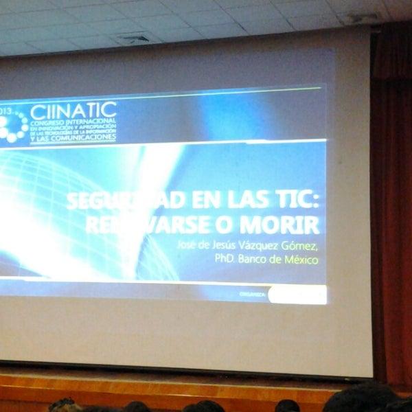 Photo taken at Universidad Pontificia Bolivariana - Seccional Bucaramanga by Jonathan S. on 9/12/2013