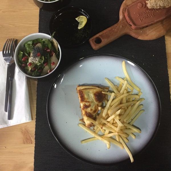 Öğle yemeği icin cok güzel bir seçenek. Yedigim herşeyden çok keyif aldım.