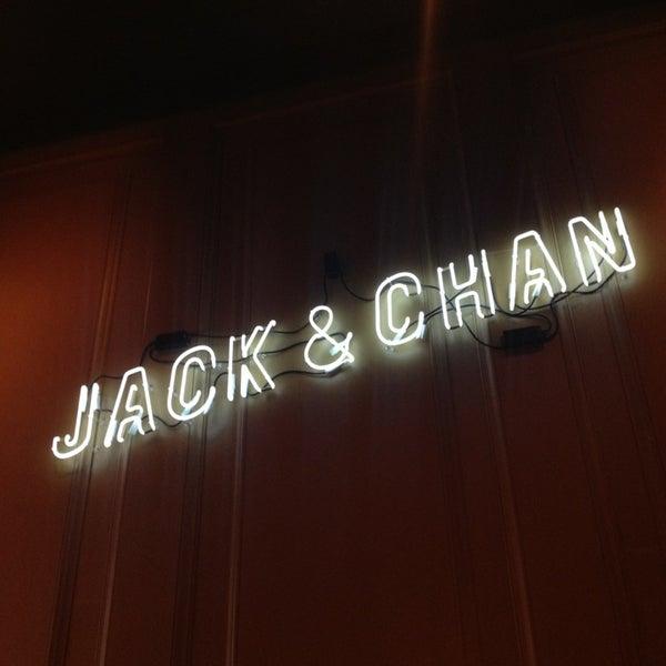Снимок сделан в Jack & Chan пользователем Стас А. 8/25/2013