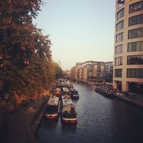 Photo taken at London Canal Museum by Kieran D. on 9/16/2014