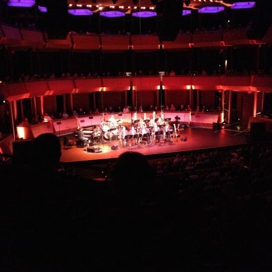 Photo taken at Rose Theater by Danika L. on 9/16/2012