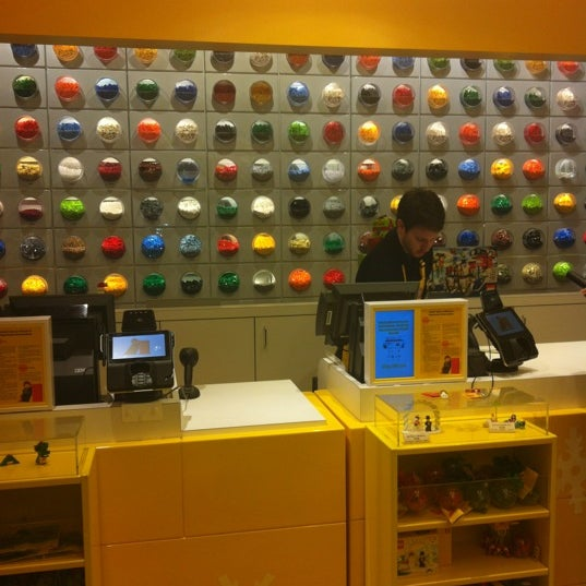 The LEGO Store - Toy / Game Store in Concord