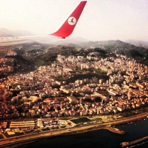 Photo taken at Ankara Esenboğa Airport (ESB) by Tugba S. on 7/11/2013