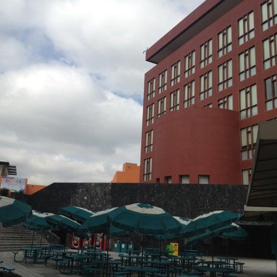 Foto tomada en Tecnológico de Monterrey por Alberto G. el 11/17/2012