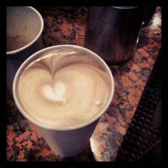Photo taken at Coffea by Sarah B. on 10/28/2012