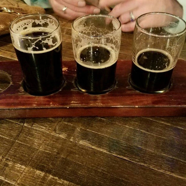 Photo taken at Joyride Brewing Company by Andrew D. on 2/15/2017