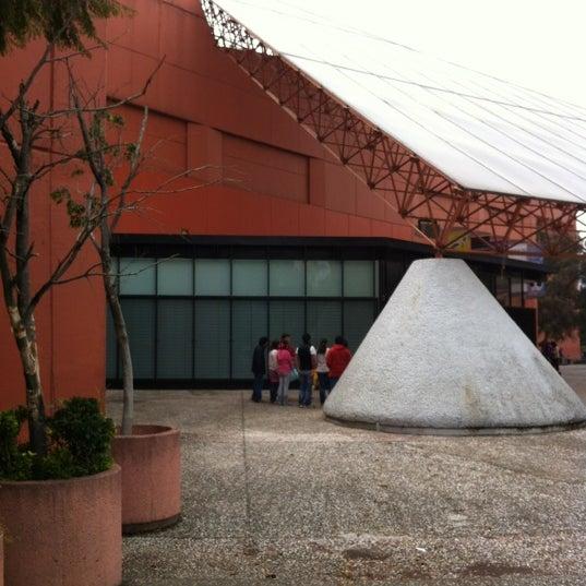 Foto tomada en Universum, Museo de las Ciencias por Ricardo H. el 11/4/2012