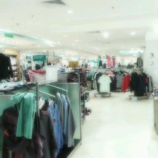 Photo taken at Inorbit Mall by Atul B. on 12/4/2012