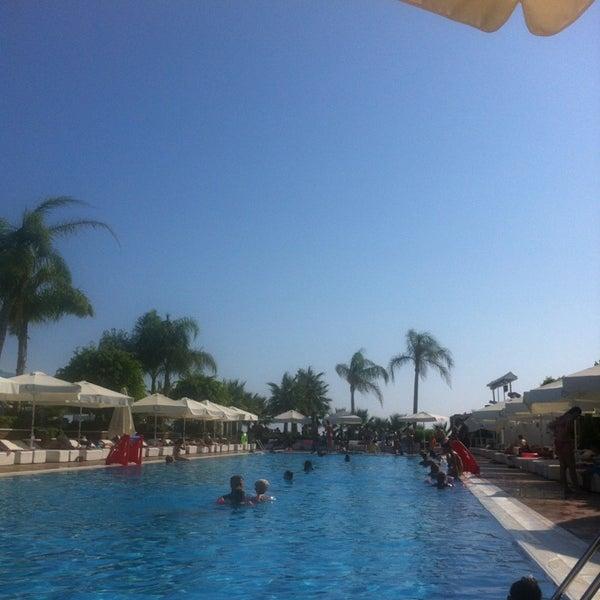 7/31/2013 tarihinde ilknur D.ziyaretçi tarafından Q Premium Resort Hotel Alanya'de çekilen fotoğraf