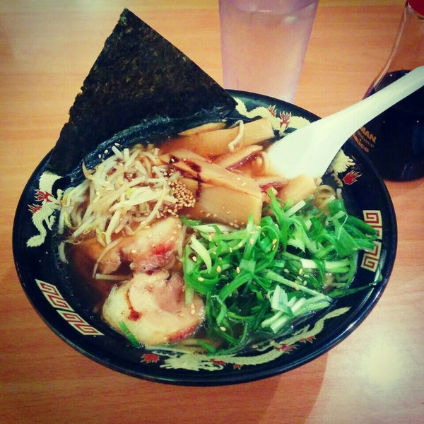 Photo taken at Noodle Cafe Zen by Joshua D. on 8/22/2015