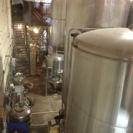 Photo prise au Lakefront Brewery par MilwaukeeHome le12/9/2012