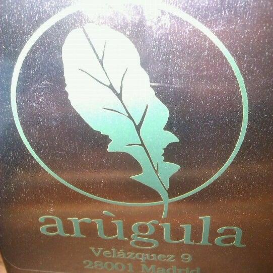 Foto tomada en Arùgula por jaime e. el 12/19/2012