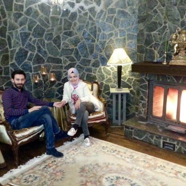 2/17/2015 tarihinde Ahmet P.ziyaretçi tarafından KÖYÜM KONAK BOUTIQUE HOTEL'de çekilen fotoğraf
