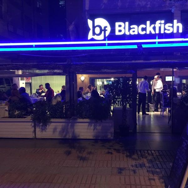 Foto scattata a Blackfish Adana da özkan ö. il 6/12/2016