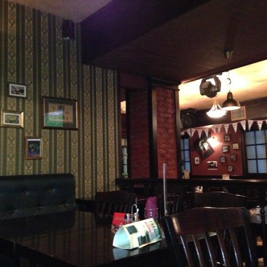 Снимок сделан в Паб №1 / Pub №1 пользователем Тимофей К. 11/26/2012