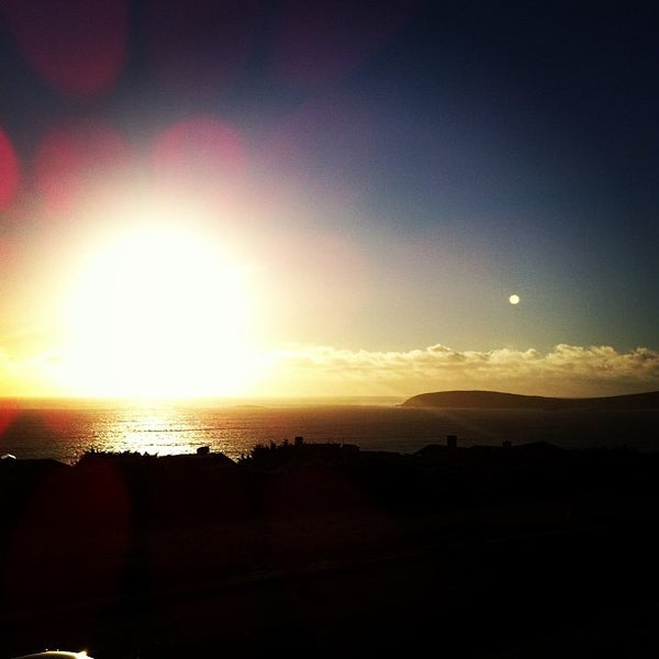 Photo taken at The Links At Bodega Harbour by Ward K. on 12/27/2012