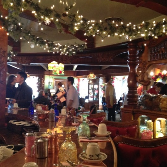 Photo taken at Madonna Inn by Max W. on 12/14/2012