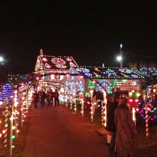 photo taken at koziars christmas village by zebulon b on 12