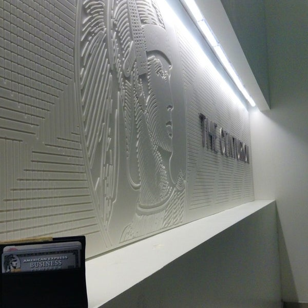 Photo taken at The Centurion Lounge Las Vegas by Neil C. on 6/17/2013