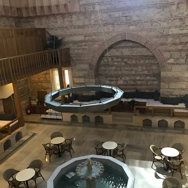 Definetly the best turkish bath in Istanbul. Special treatment, quite and relaxing environment. Also massage is perfect! You should spoil yourself taking it after traditional hamam experience.