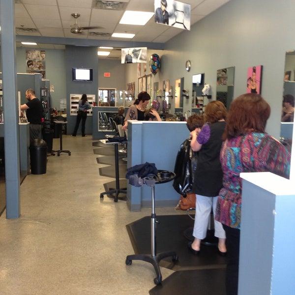 Photo taken at Salon DARIN by Donna M. on 6/15/2013