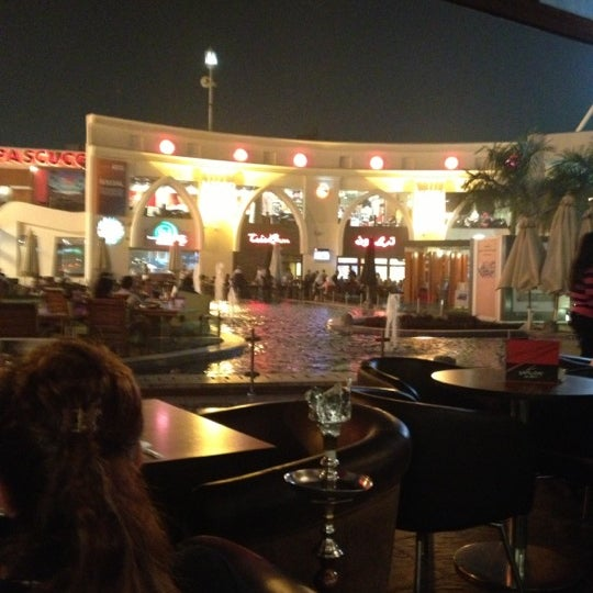 Photo taken at Tivoli Dome by Maha E. on 11/14/2012