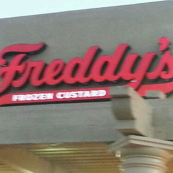 Photo taken at Freddy's Frozen Custard and Steakburgers by Norm S. on 12/2/2016