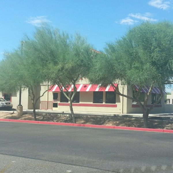 Photo taken at Freddy's Frozen Custard and Steakburgers by Norm S. on 9/21/2014