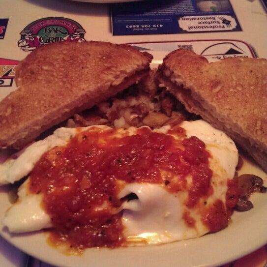 Village Inn Italian Deluxe for breakfast is fantastic